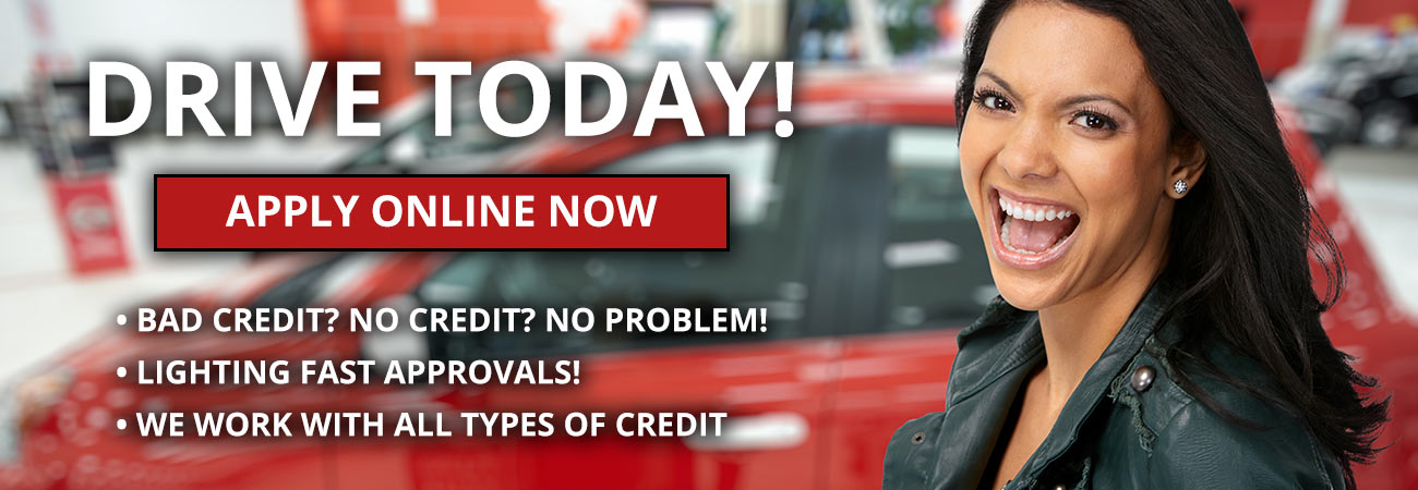 Get Pre-Approved for an Auto Loan Today!